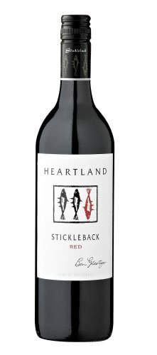 "Ben Glaetzer-Heartland Wines - ""Stickleback Red"" Wine of Australia 2017"